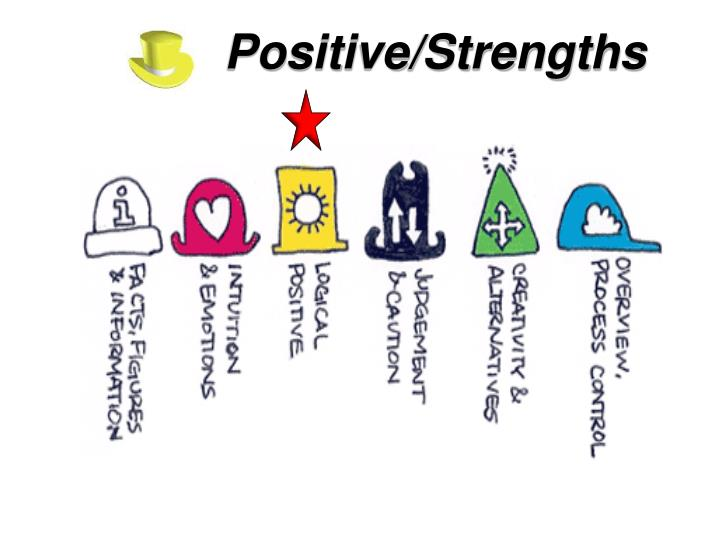 Positive/Strengths
