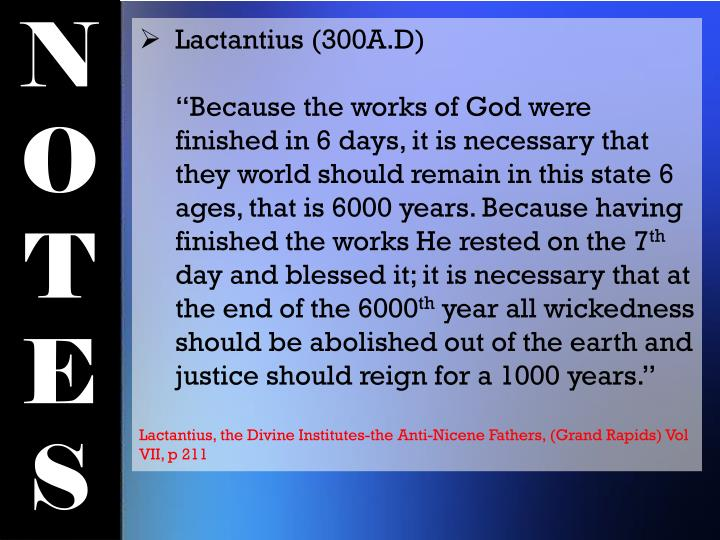 Lactantius