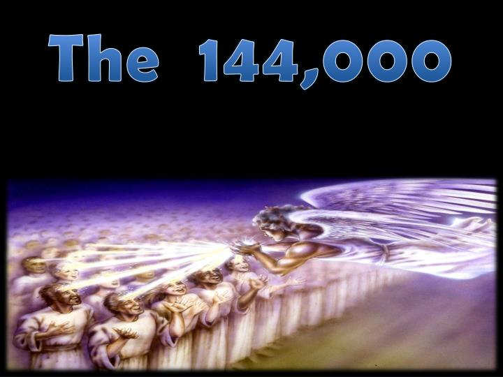 The  144,000
