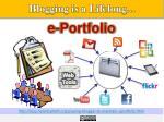 blogging is a lifelong