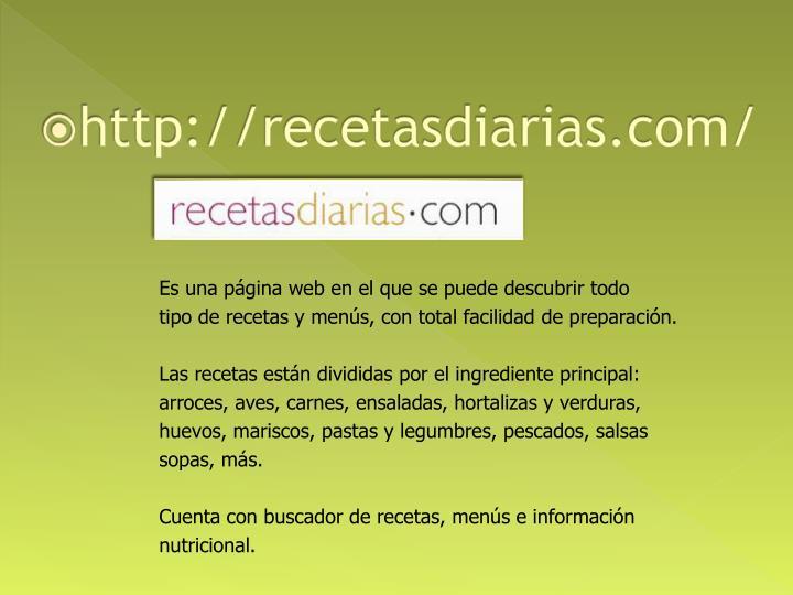http://recetasdiarias.com/