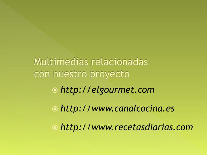 Multimedias