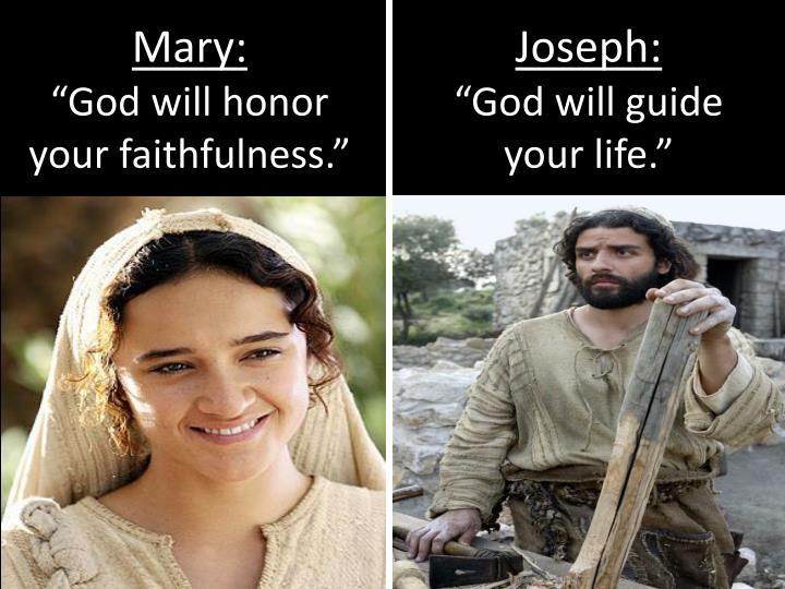 Mary:
