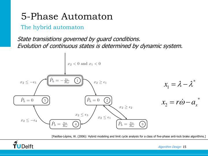5-Phase Automaton
