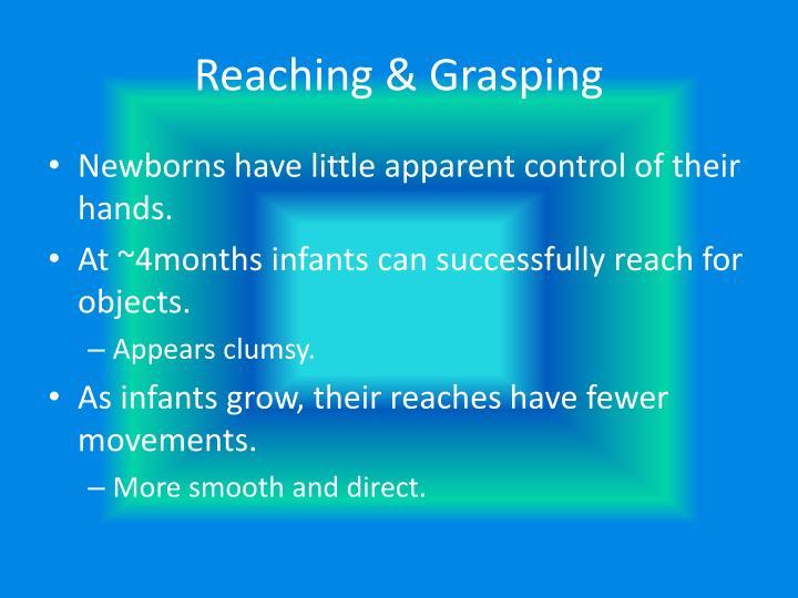 Reaching & Grasping