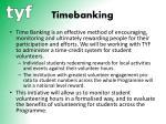 timebanking