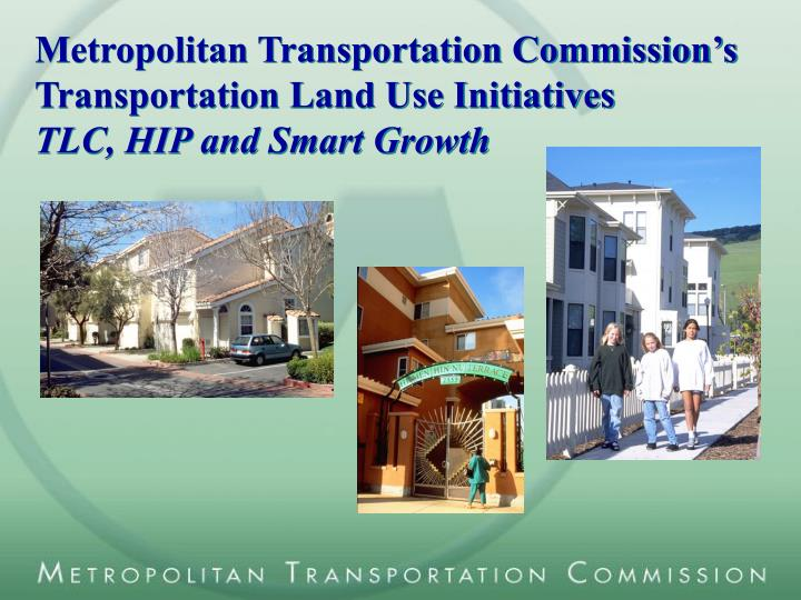 Metropolitan Transportation Commission's