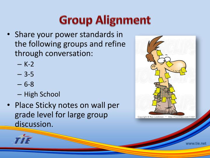 Group Alignment