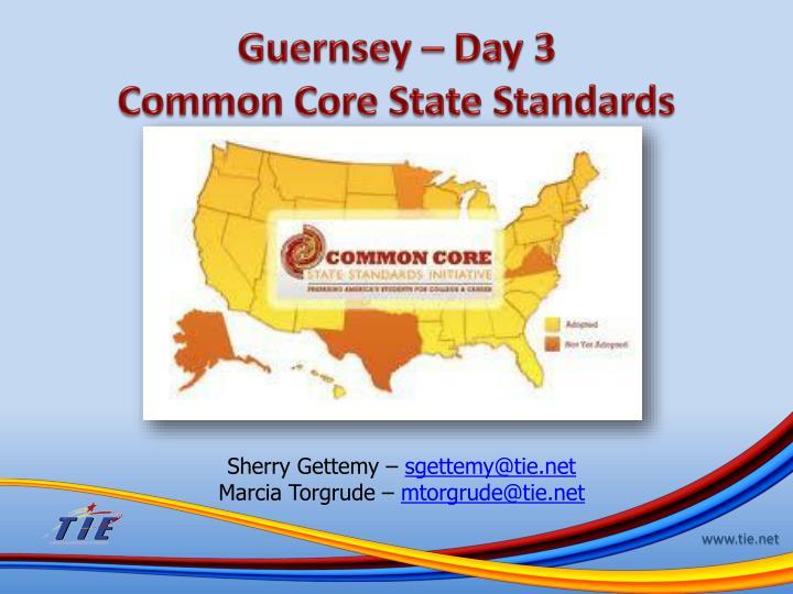 Guernsey – Day 3