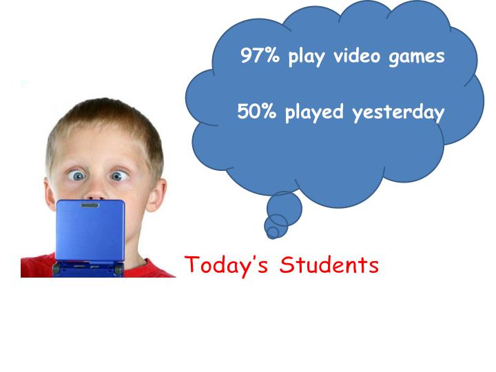 97% play video games