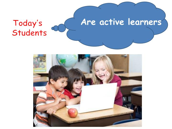 Are active learners