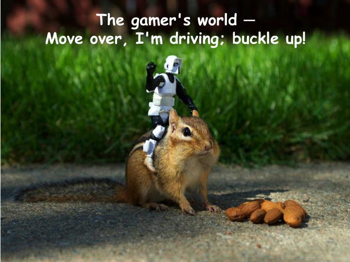 The gamer's world