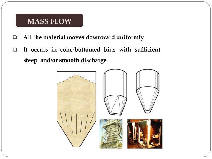 MASS FLOW