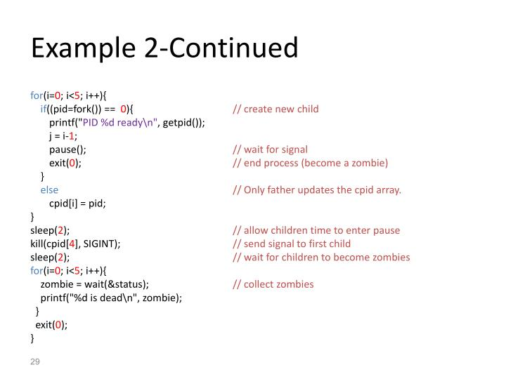 Example 2-Continued