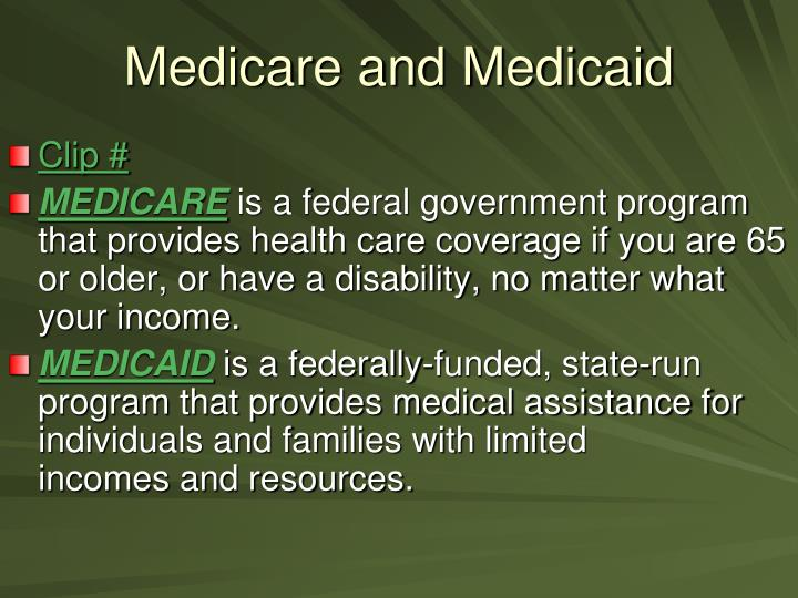 an introduction to social security and medicare in the united states Introduction to medicare and medicaid  medicare is a social insurance program  that serves more than 44 million enrollees (as of  in fact, it is estimated that  about 60% of america's poor are not covered by the program.