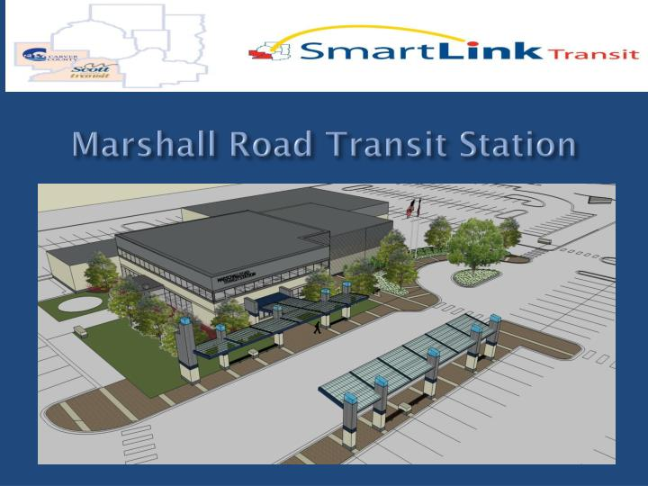 Marshall Road Transit Station