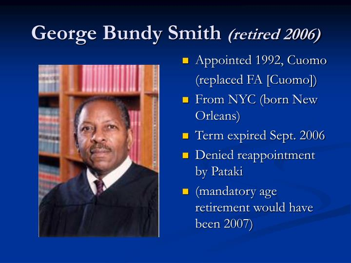 George Bundy Smith