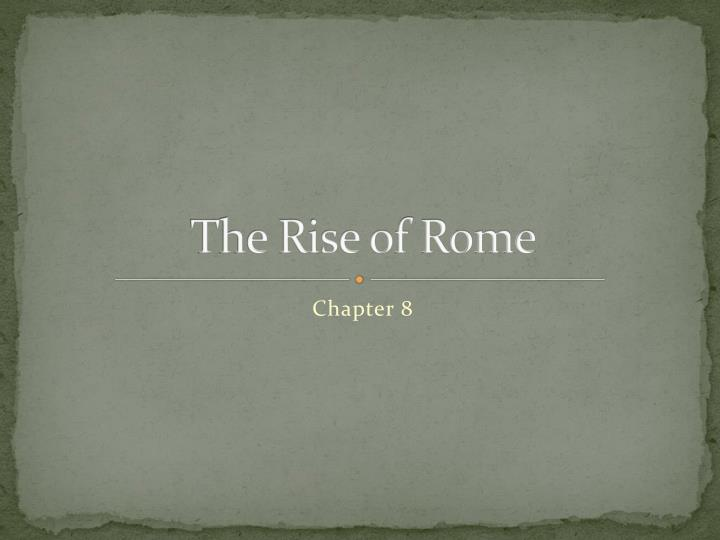 the rise and the fall of the byzantine empire