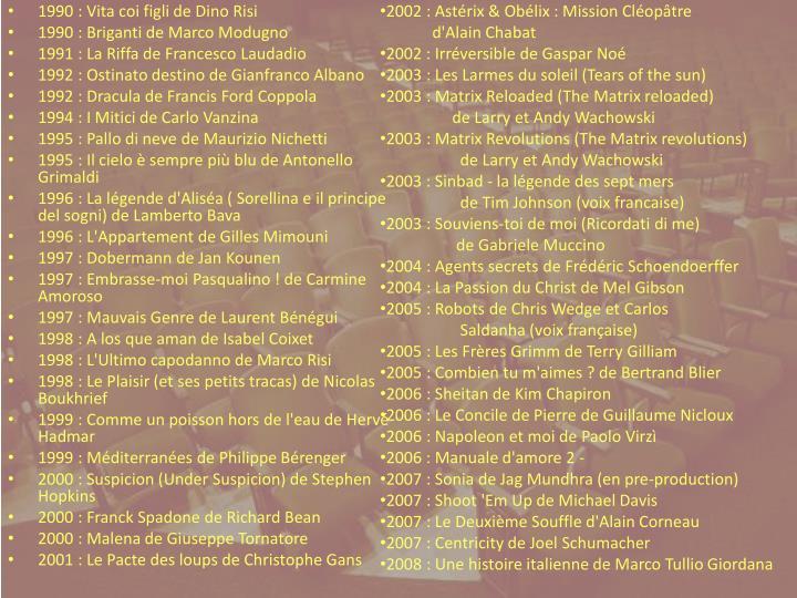 2002 : Astérix & Obélix : Mission Cléopâtre