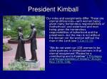 president kimball2