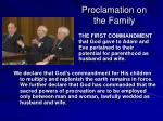 proclamation on the family2