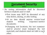 d ocument security cont6