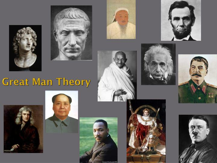 Great Man Theory