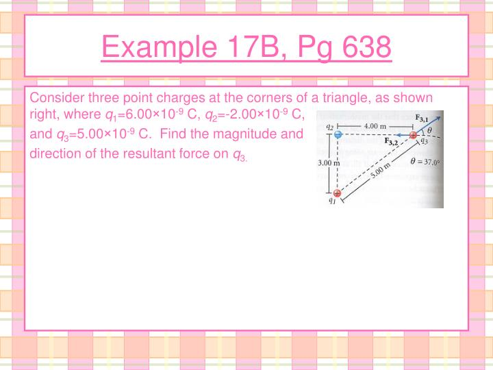 Example 17B, Pg 638