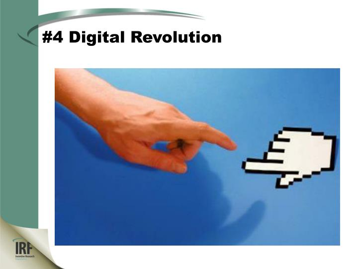 #4 Digital Revolution