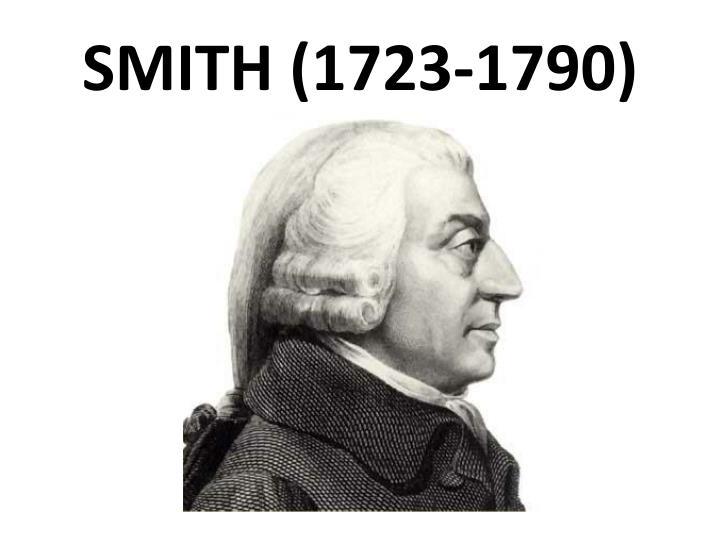 SMITH (1723-1790)