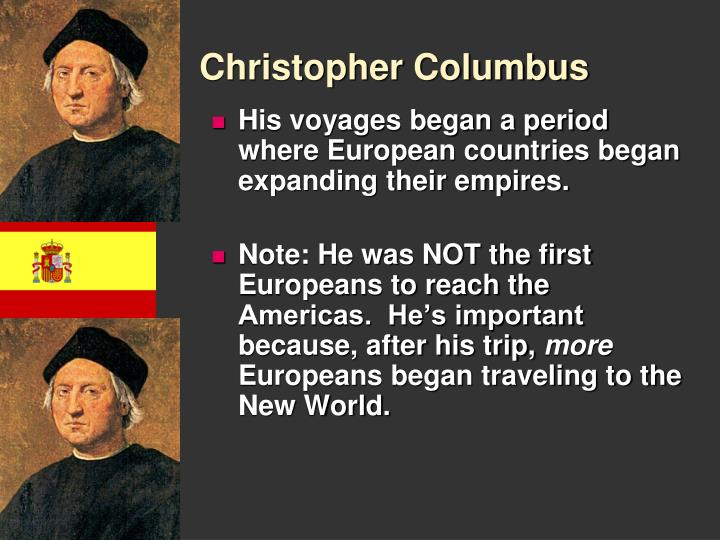 what was the motivation for the european voyages of exploration The royal couple sponsored columbus' voyages and, upon learning of the lands he discovered,  what were the causes of european exploration synonym,.