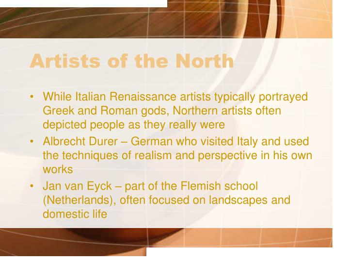 Artists of the North