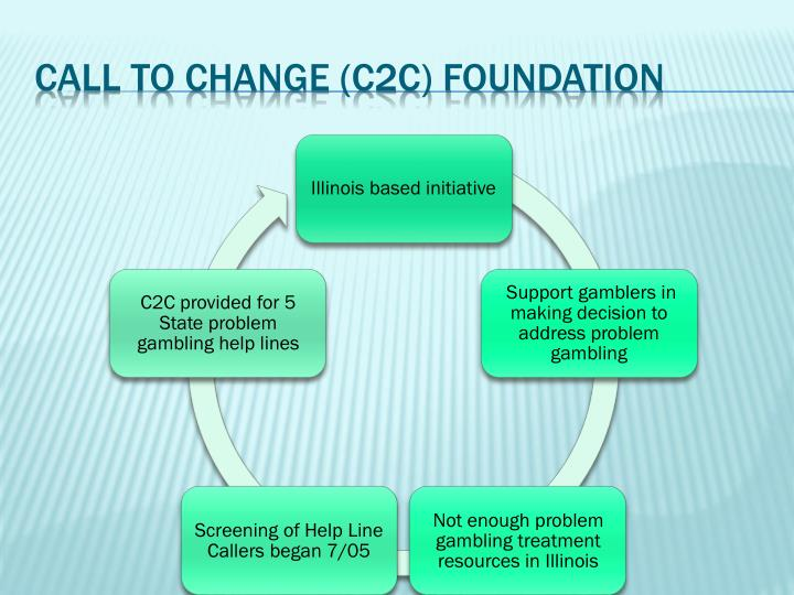 Call to change c2c foundation