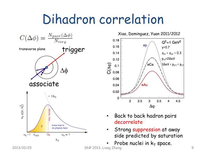 Dihadron