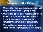 evangelism with a purpose1