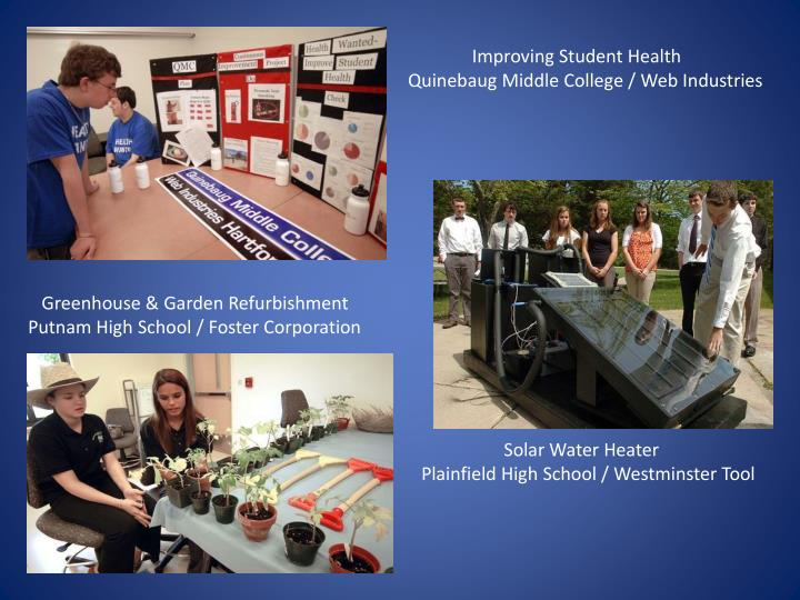 Improving Student Health