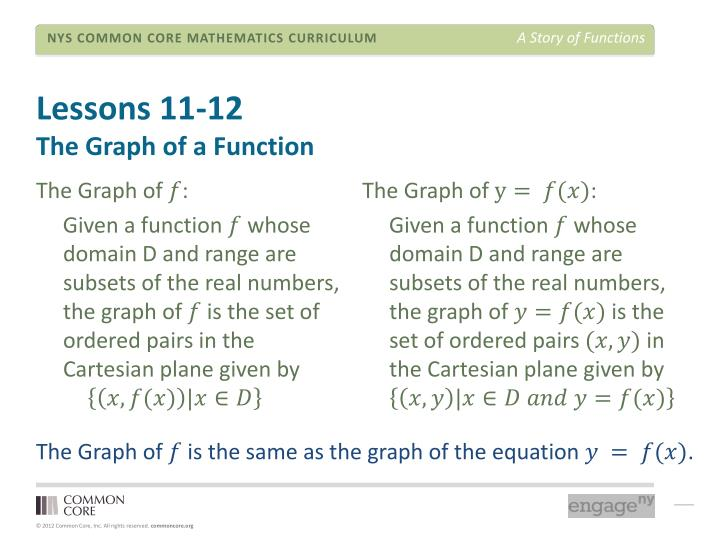 Lessons 11-12