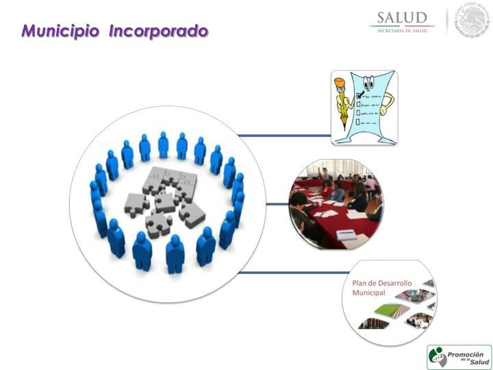 Municipio  Incorporado