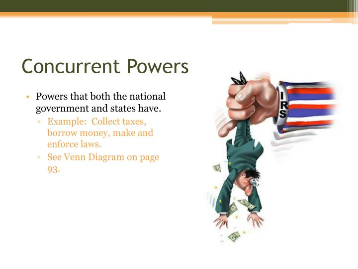 Concurrent Powers