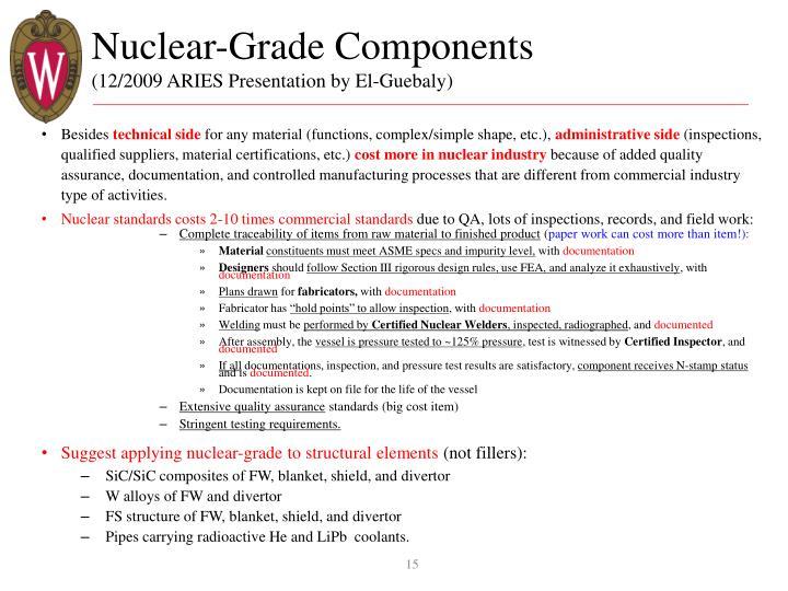 Nuclear-Grade