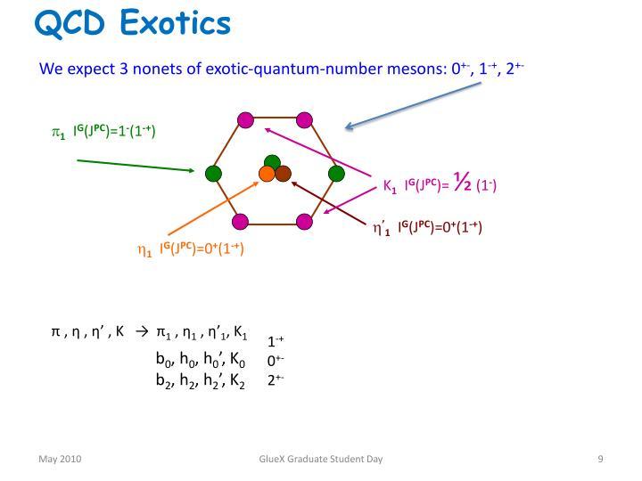 QCD Exotics