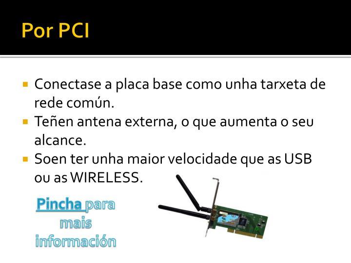 Por PCI