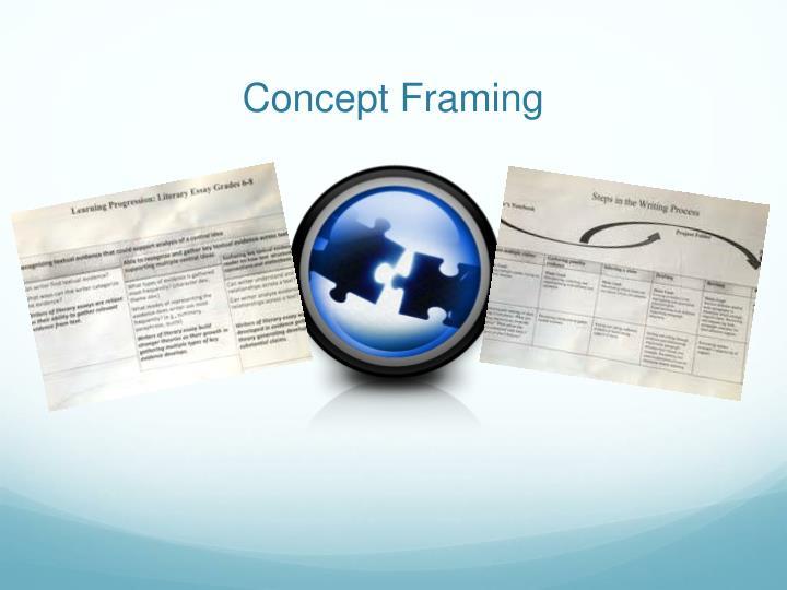 Concept Framing