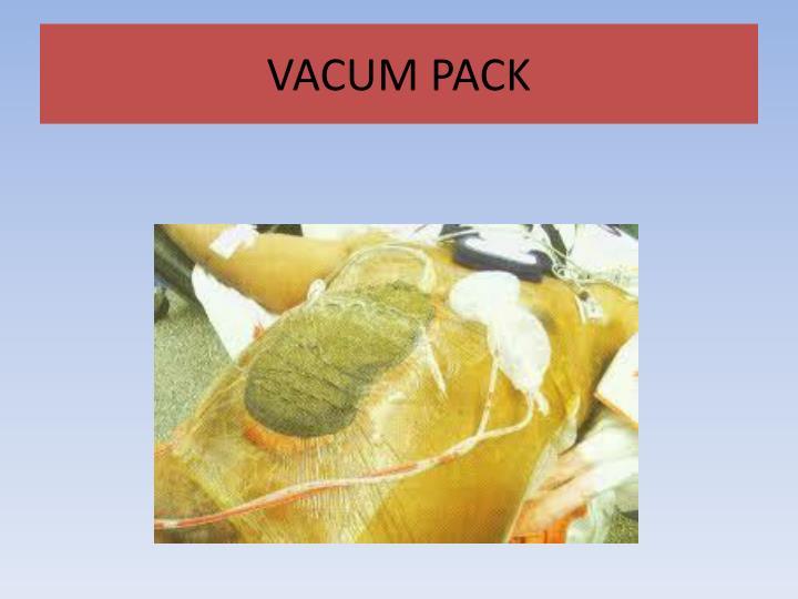 VACUM PACK