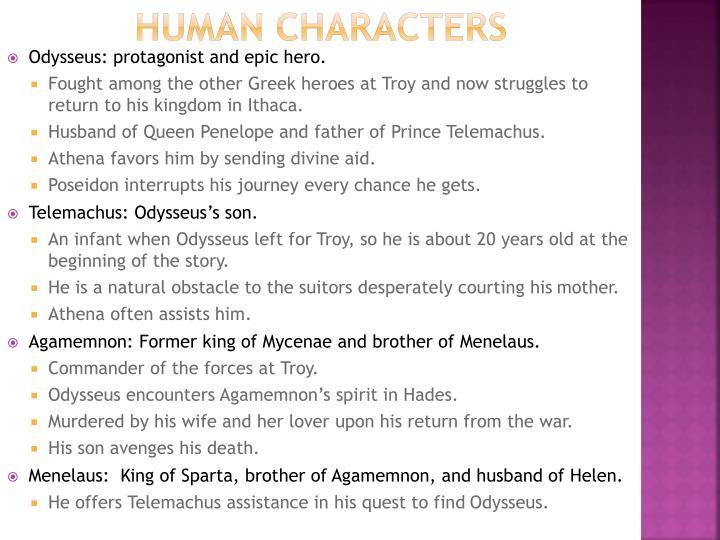 Human Characters