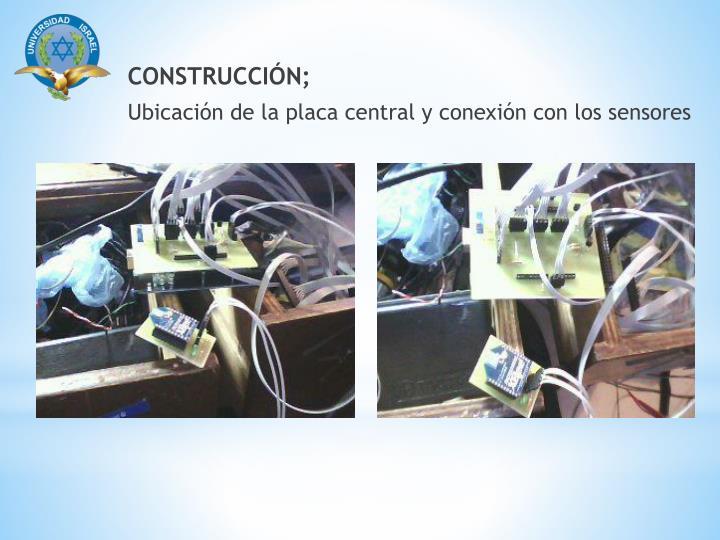 CONSTRUCCIÓN;