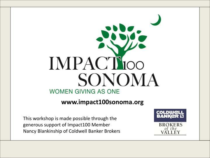 www.impact100sonoma.org