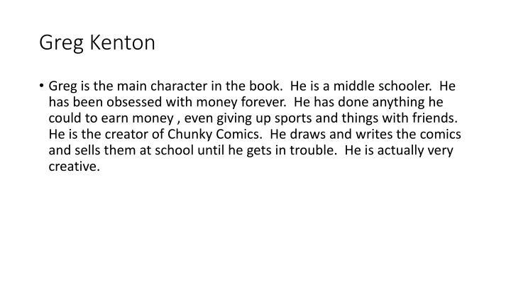 Greg Kenton