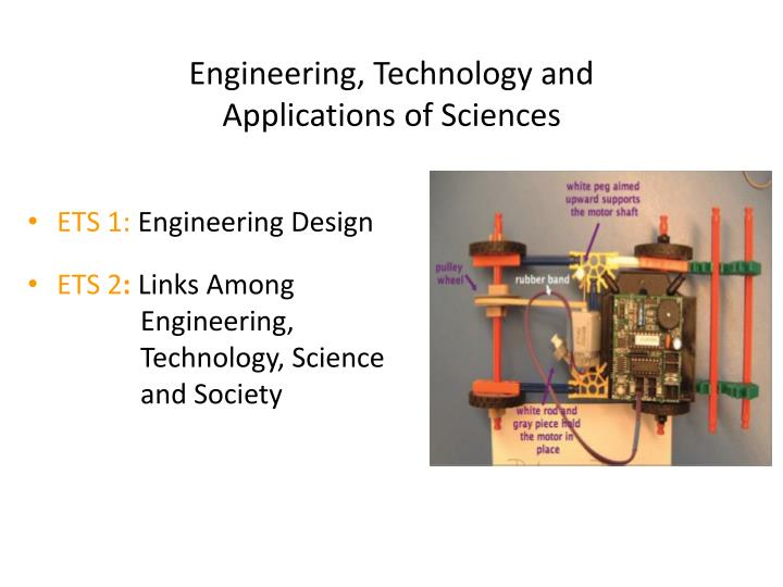 Engineering, Technology and