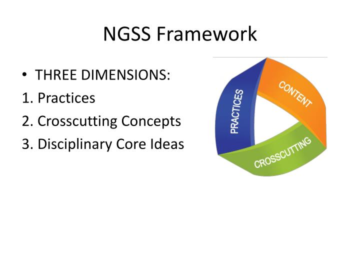 NGSS Framework